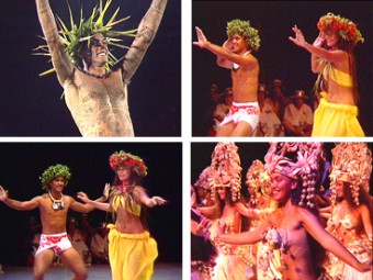 Fifth Festival of Pacific Arts – Tahiti at the Festival