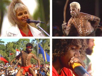 Fifth Festival of Pacific Arts – The Aboriginal People of Australia