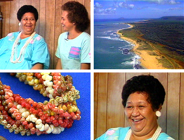 Alina Kanahele, Hawaiian culture, Hawaiian language, oral history, pupu o Niihau, Niihau, Hawaiian language speakers