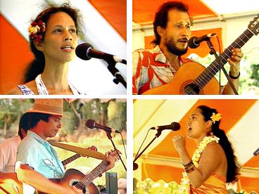 Hawaiian music, Hawaiian sovereignty, Hawaiian poetry, Aloha Aina, Aloha Aina Concert