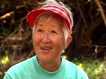 Aunty Dorothy Tao on Kaho'olawe