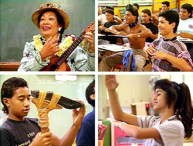 Hawaiian education, Hawaiian values, Hawaiian music, public education, Hawaiian culture, hula, Hawaiian crafts