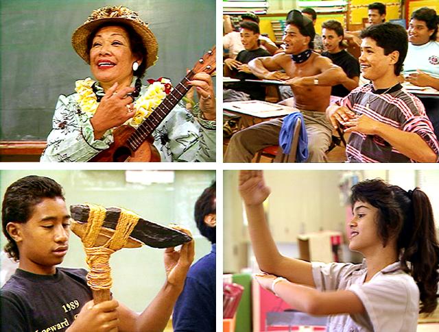 Hawaiian education, Hawaiian values, Hawaiian music, public education, Hawaiian culture, hula, Hawaiian crafts