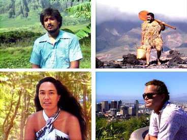 Hawaiian culture, Eric Enos, Haunani-Kay Trask, Sam Kaai, sustainability, Hawaiian environment