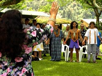 The Funeral of Kawaipuna Prejean