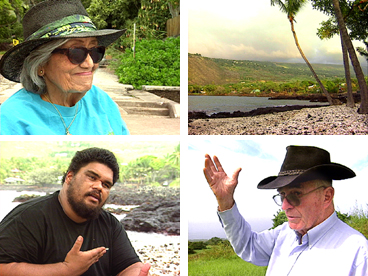 Hawaiian culture, South Kona, oral history, Hawaiian place names, Hawaii island, Billy Paris, Mona Kahele, opelu fishing