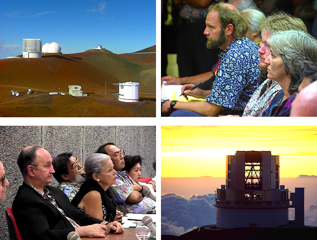 Mauna Kea, Mauna Kea Master Plan, Mauna Kea observatories, telescopes, Hawaiian rights, Hawaiian sovereignty, sacred landscapes, astronomy, IFA