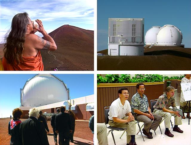 Keck Observatory, Mauna Kea, Mauna Kea observatories, telescopes, Keck Telescope, Hawaiian sacred places, cultural landscapes, astronomy