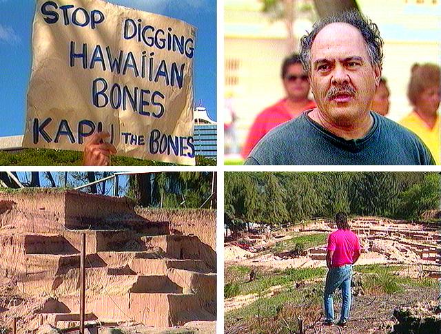 Hawaiian culture, Hawaiian history, Kapalua, Hawaiian burials, iwi, iwi kupuna, repatriation, Ritz Carlton, disinterment, archaeology