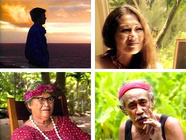 Hawaiian culture, Ipo Nihipali, Harry Mitchell, Nainoa Thompson, oral history, Lilia Hale, Hawaiian values