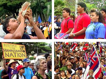 Hawaiian history, Hawaiian sovereignty, Hawaiian independence, 1993, Onipaa, Hawaiian overthrow